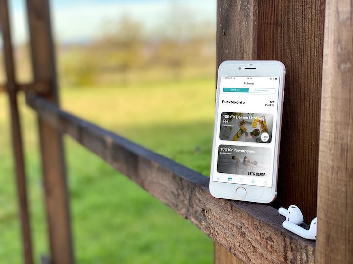YAS iPhone App Nautur Wieso Holz