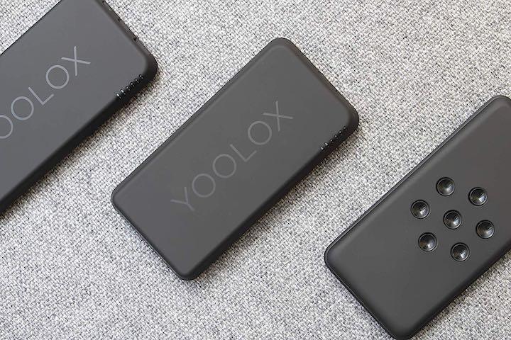 YOOLOX Powerbank Saugn%C3%A4pfe