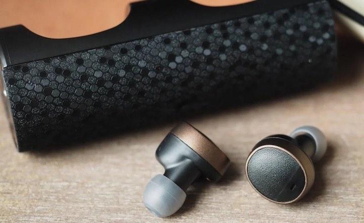 Padmate PaMu Scroll: Wireless Headphones in a Chic Design