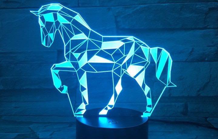 3D Lampe Pferd e1576346868788