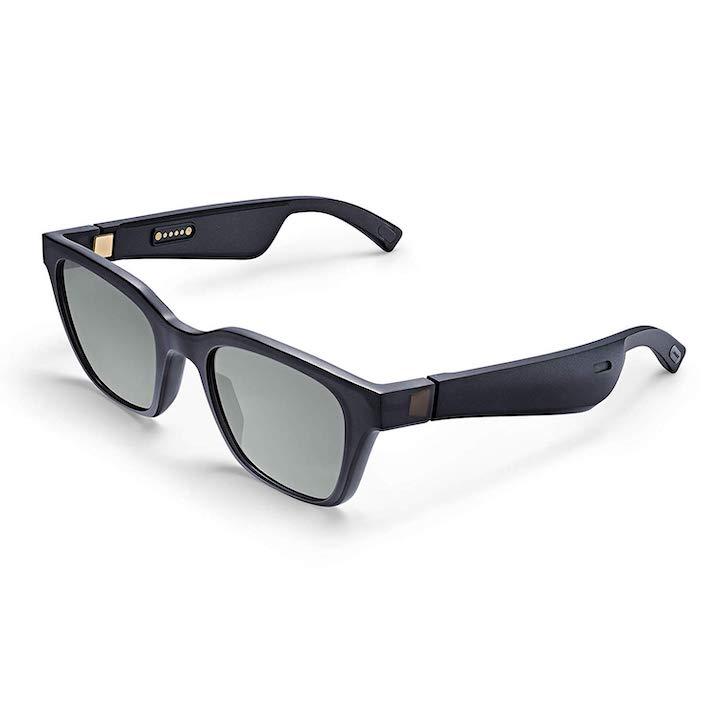 Bose Frame Audio Sonnenbrille von der Seite