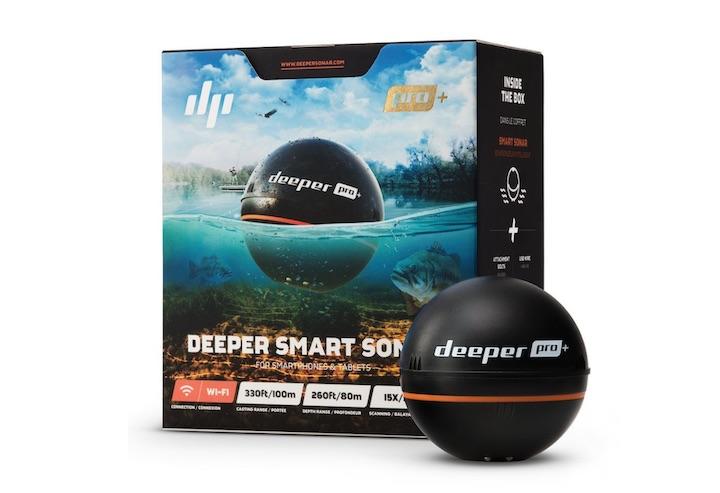 Deeper PRO Fischfinder Verpackung