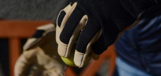 Glox Handschuhe Detail