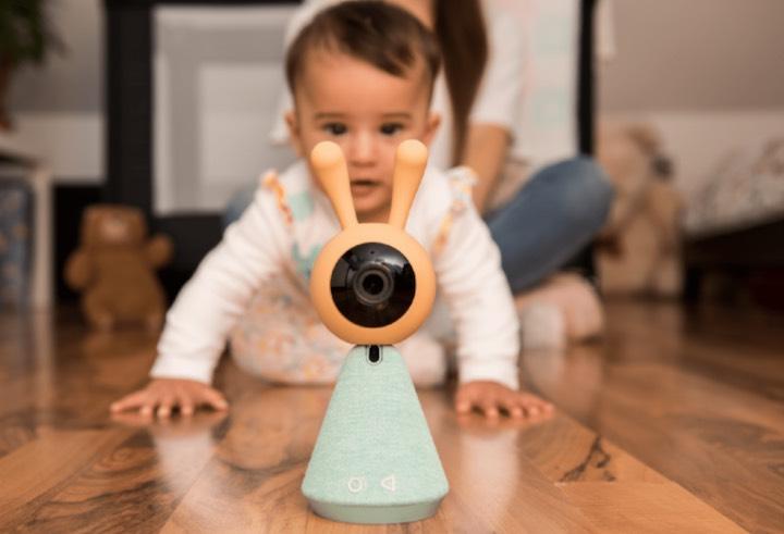 KamiBaby Kamera und Baby