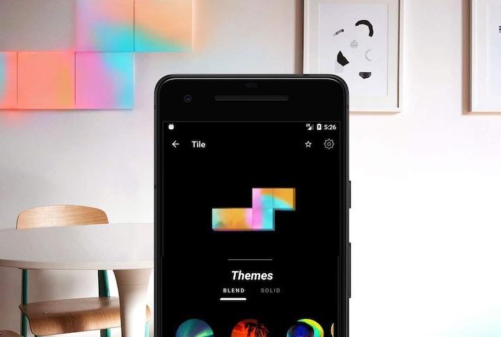 LIFX Smartphone Tisch Bilderrahmen