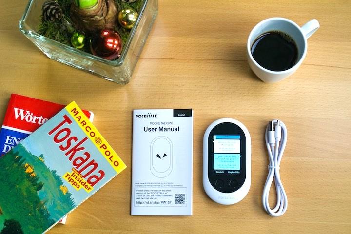 Pocketalk Kabel Anleitung Kaffee Reisef%C3%BChrer Pflanze 1