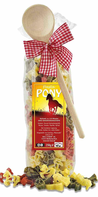 Pony Nudeln mit Kochl%C3%B6ffel