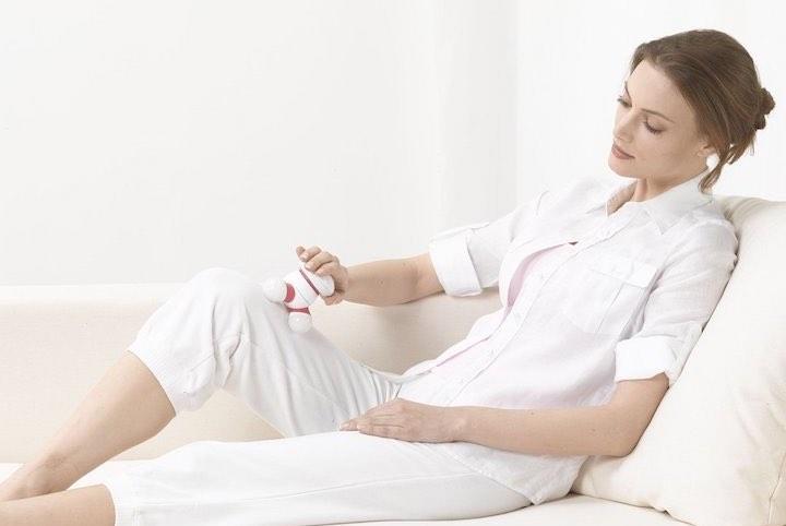 mg 16 mini massager beurer im einsatz