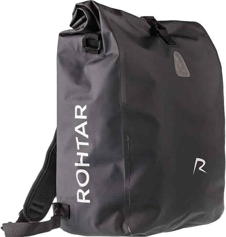 rohtar fahrradtasche rucksack