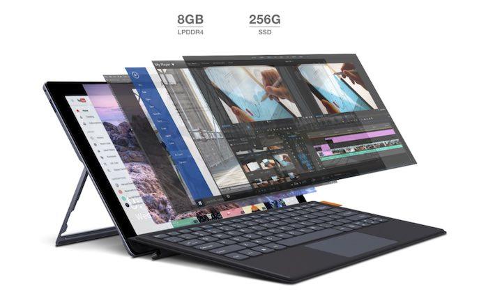 ubook vs surface chuwi laptop