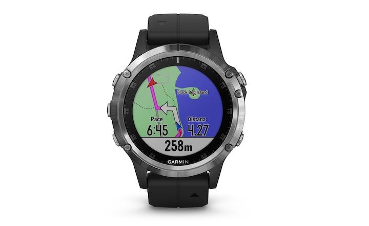 Garmin fenix 5 Smartwatch Navigation