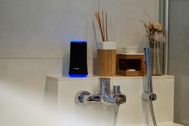 Soundcore Flare 2 Badezimmer Wasserhahn