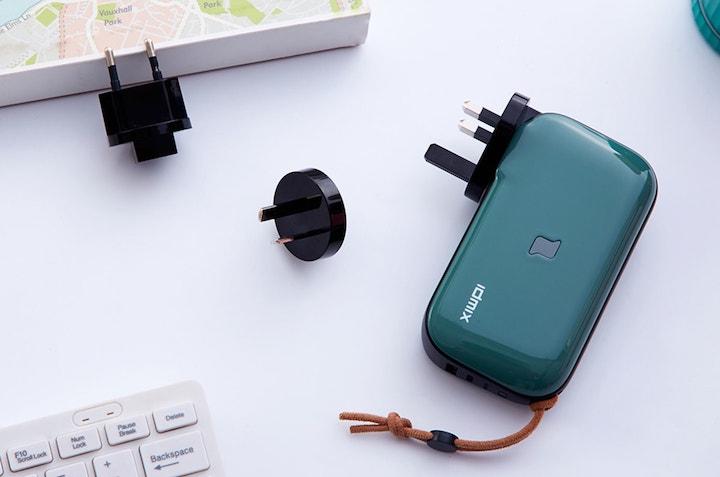 USB C Ladeger%C3%A4t mit Reiseadapter
