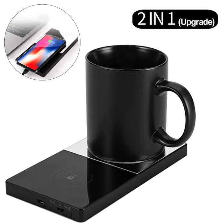Wireless Charger und Tassenw%C3%A4rmer