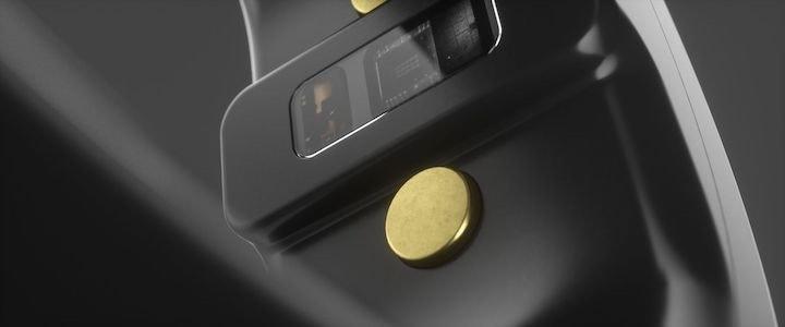 herzfrequenzsensor smarter ring