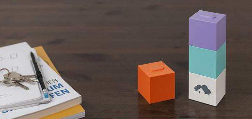 homee Smart Home Cube
