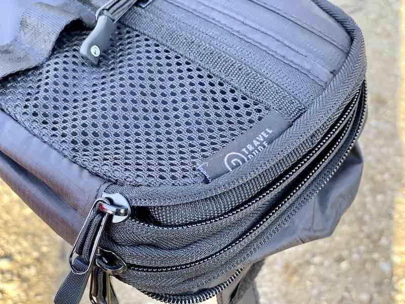 Detailfoto kleinste Tasche