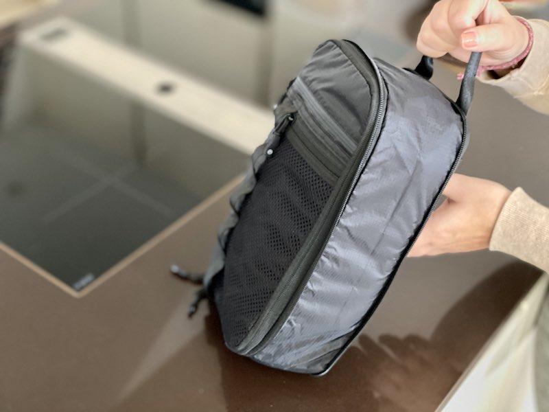 Gepackte Tasche