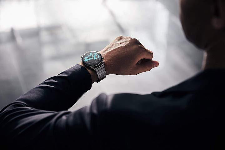 HUAWEI Watch GT 2 Elite am Handgelenk