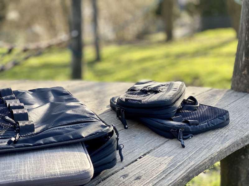 Traveldude Packtaschen 3er Set