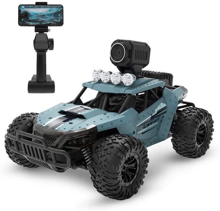 Ferngesteuertes Auto mit Kamera Gadgets gegen Langeweile