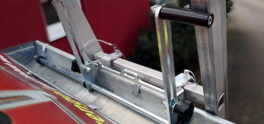 Leitersicherung ist montiert 520x245
