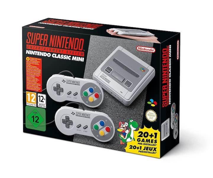 Nintendo Classic Mini Konsole