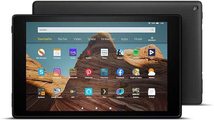 Vorder und R%C3%BCckseite HD10 Tablet