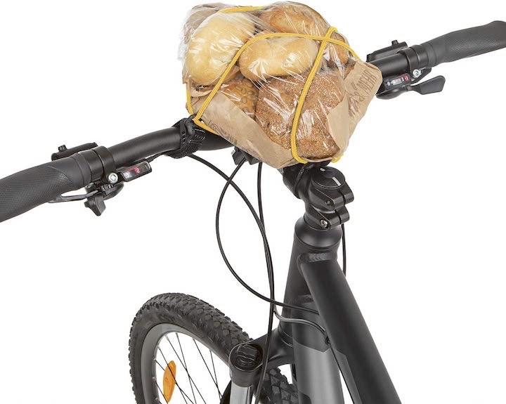 carrygum gepaecktraeger am fahrradlenker