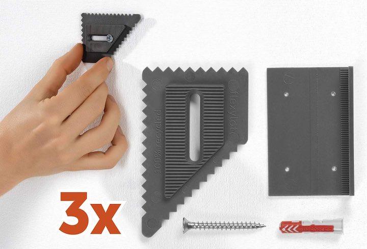 flexilot Basic Bildaufh%C3%A4nger mit Hand und Zubeh%C3%B6r