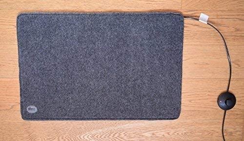 Heizteppich auf dem Fu%C3%9Fboden