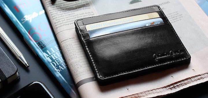 Karten im Jaimie Jacobs Flap Boy Slim Wallet