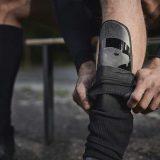 Schienbeinschoner von PANTHERGRIP hoher Schutz durch Muskelpassform 160x160