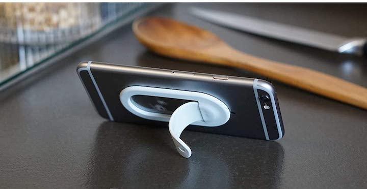 fscool Halterung an iPhone 6s auf dem Tisch