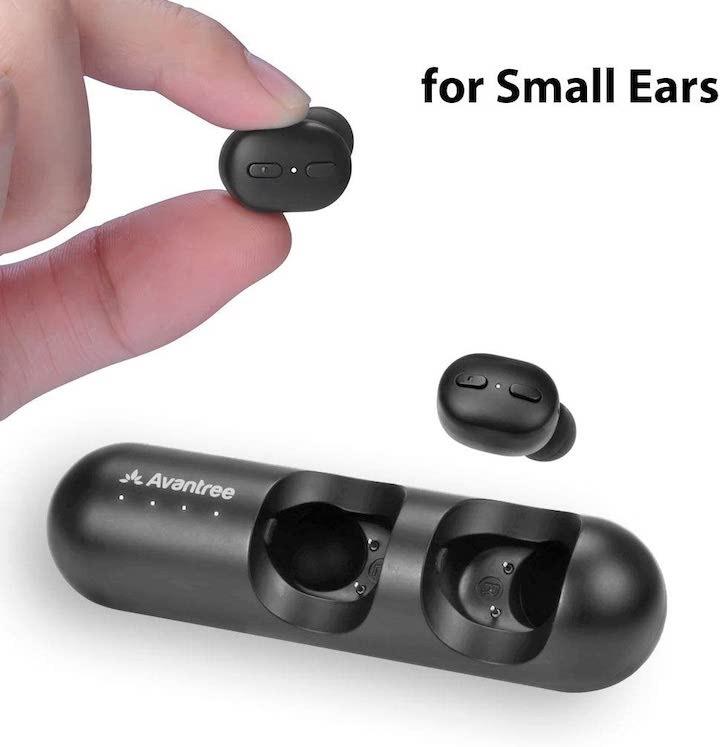 Avantree Mini fuer kleine Ohren