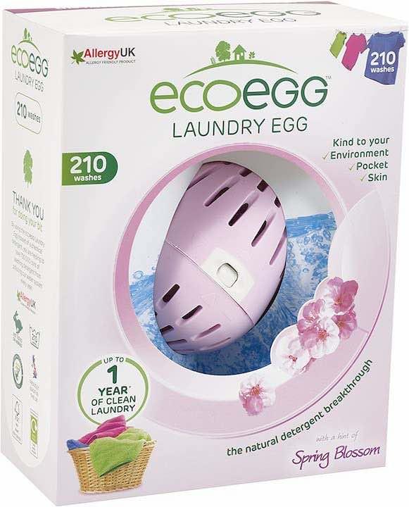Ecoegg in der Verpackung