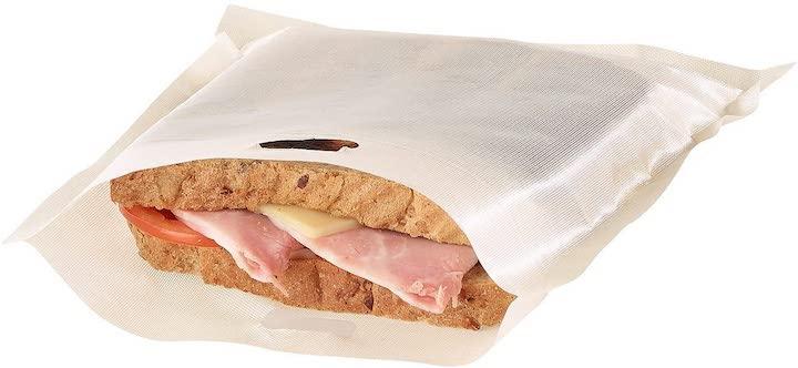 Sandwich im Rosenstein und Soehne Toastbag