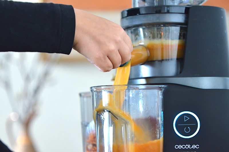 karottensaft apfelsaft zitrone slow juice