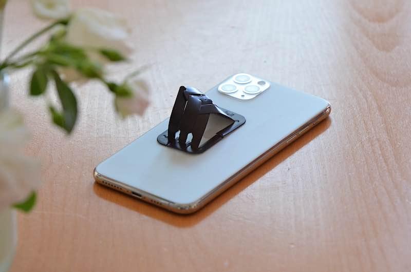 smartphone halter aufstellen als kickstand
