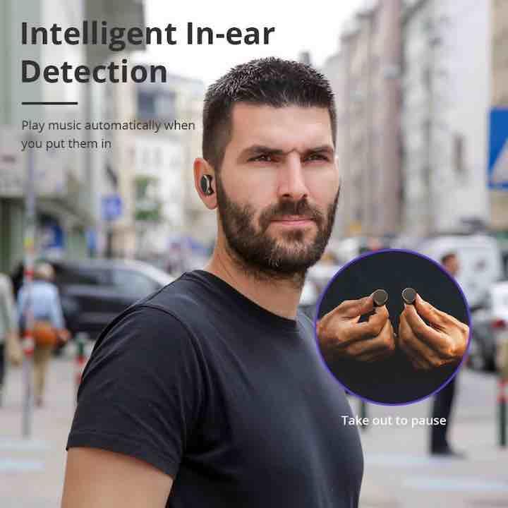 apollo bold von tronsmart earbuds