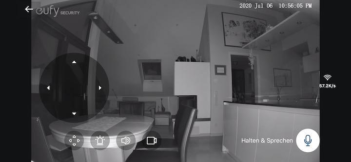 nachtsicht indoor kamera von eufy