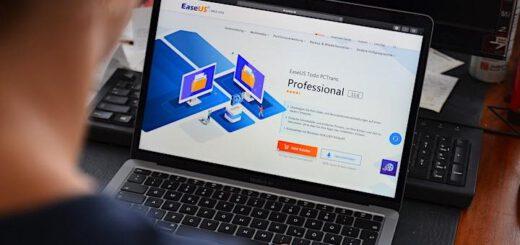 EaseUS ToDo PCTrans Download auf Website