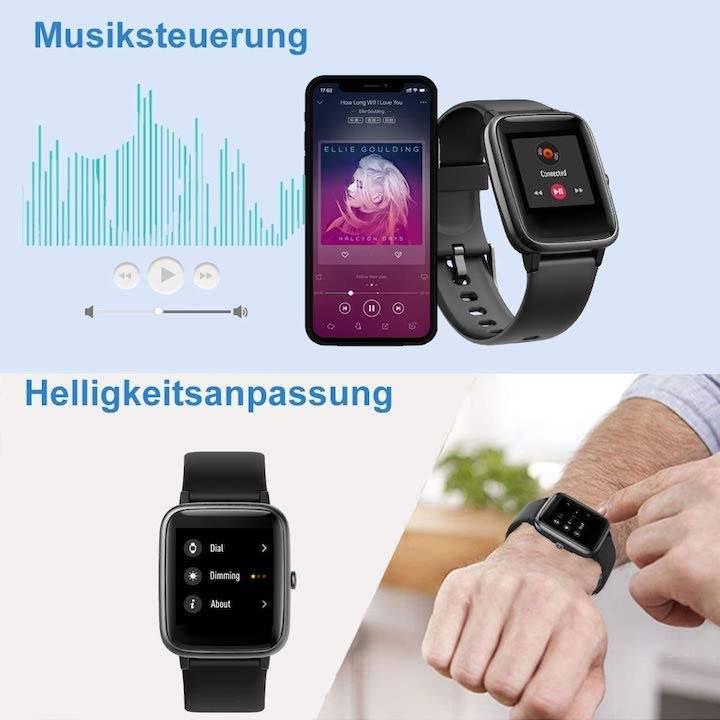Fakten zur Willful Smartwatch