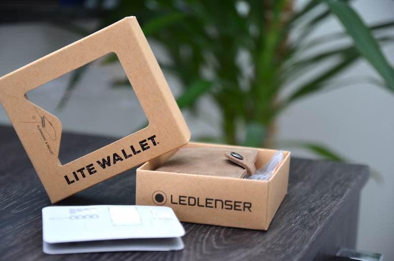 ledlenser lite wallet test
