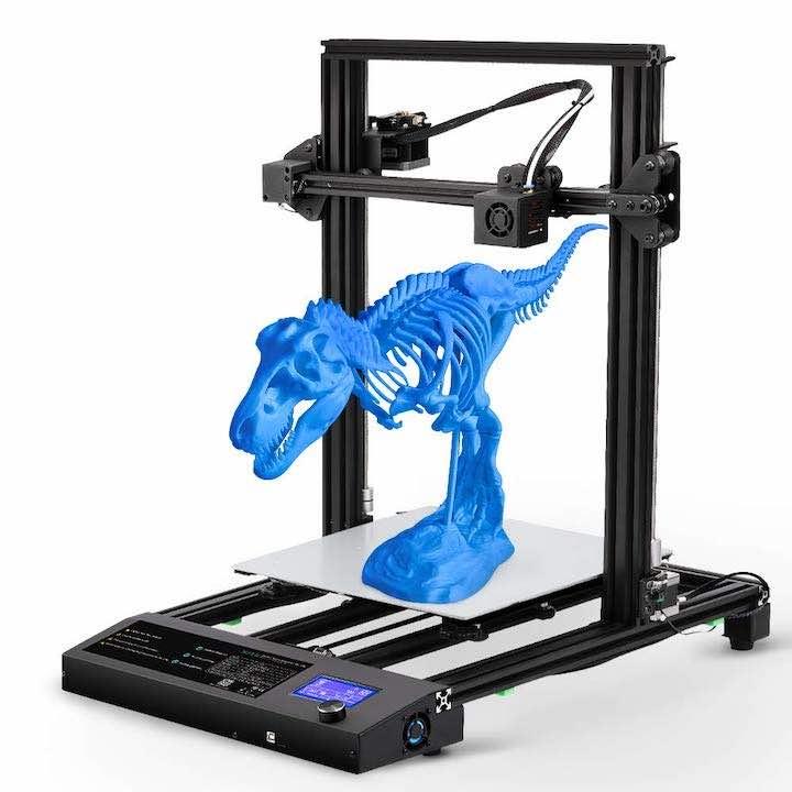 S8 3D Drucker Dinosaurier