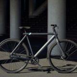 E Bike von Vanmoof in schwarz 160x160