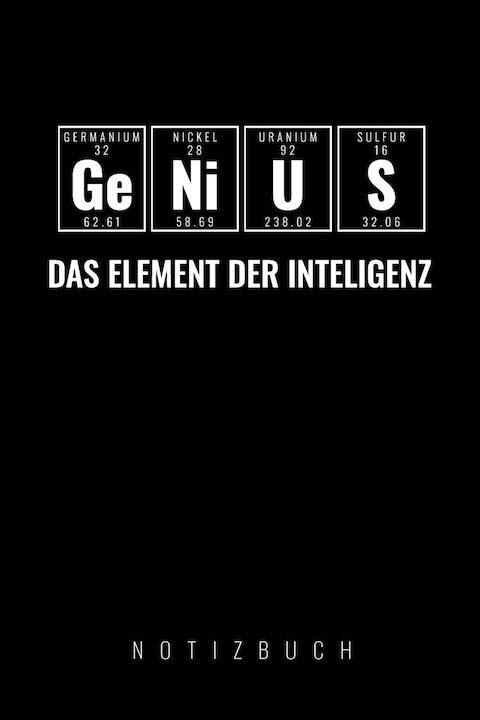 Nerd Notizbuch
