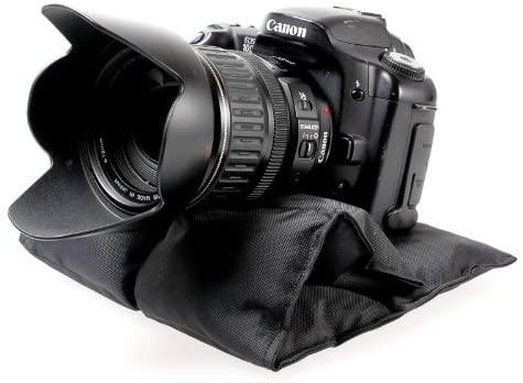 Bohnensack als Stativ f%C3%BCr Kamera Geschenkideen fuer Fotografen
