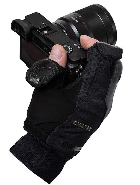 Handschuhe Fotograf