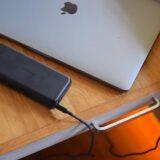 macbook pro 15 zoll laden mit ravpower powerbank 160x160